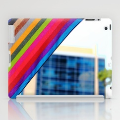 Rain.Art Colorblock Show| iPad case