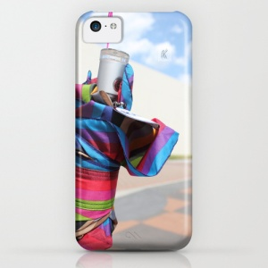 Rain.Art Colorblock| phone case