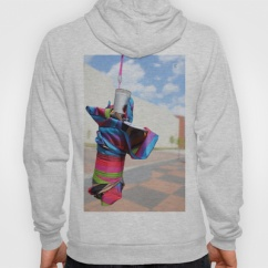 Rain.Art Flying High| hoodie