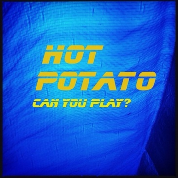 Hot Potato Poster | digital |2013