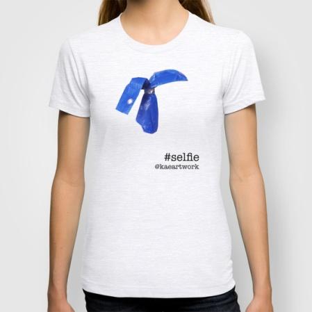 Concealed #selfie | T-shirt