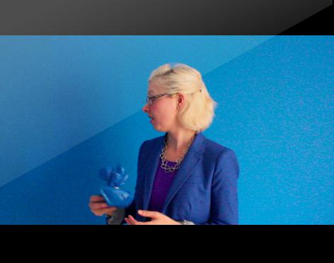 Kristina's Skill 4 (work)   digital video still   8 seconds   2013